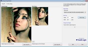SamLogic Image Resizer - konverterar bilder mellan olika format