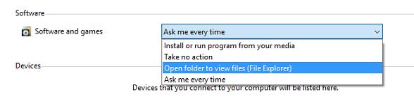 Using AutoPlay and AutoRun in Windows 10 (Article from SamLogic)