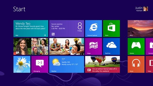 New Keyboard Shortcuts (Hot Keys) in Windows 8
